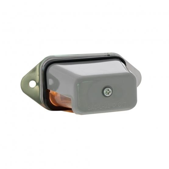 Gray License/Utility Light